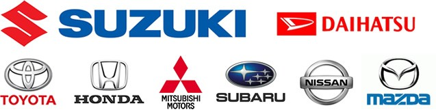 Марки японских автомобилей