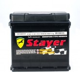 60Аh/12V А1 Stayer Black