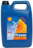 PLYN DO CHLODNIC ANTI-FREEZE GOTOWY 5L - SHELL